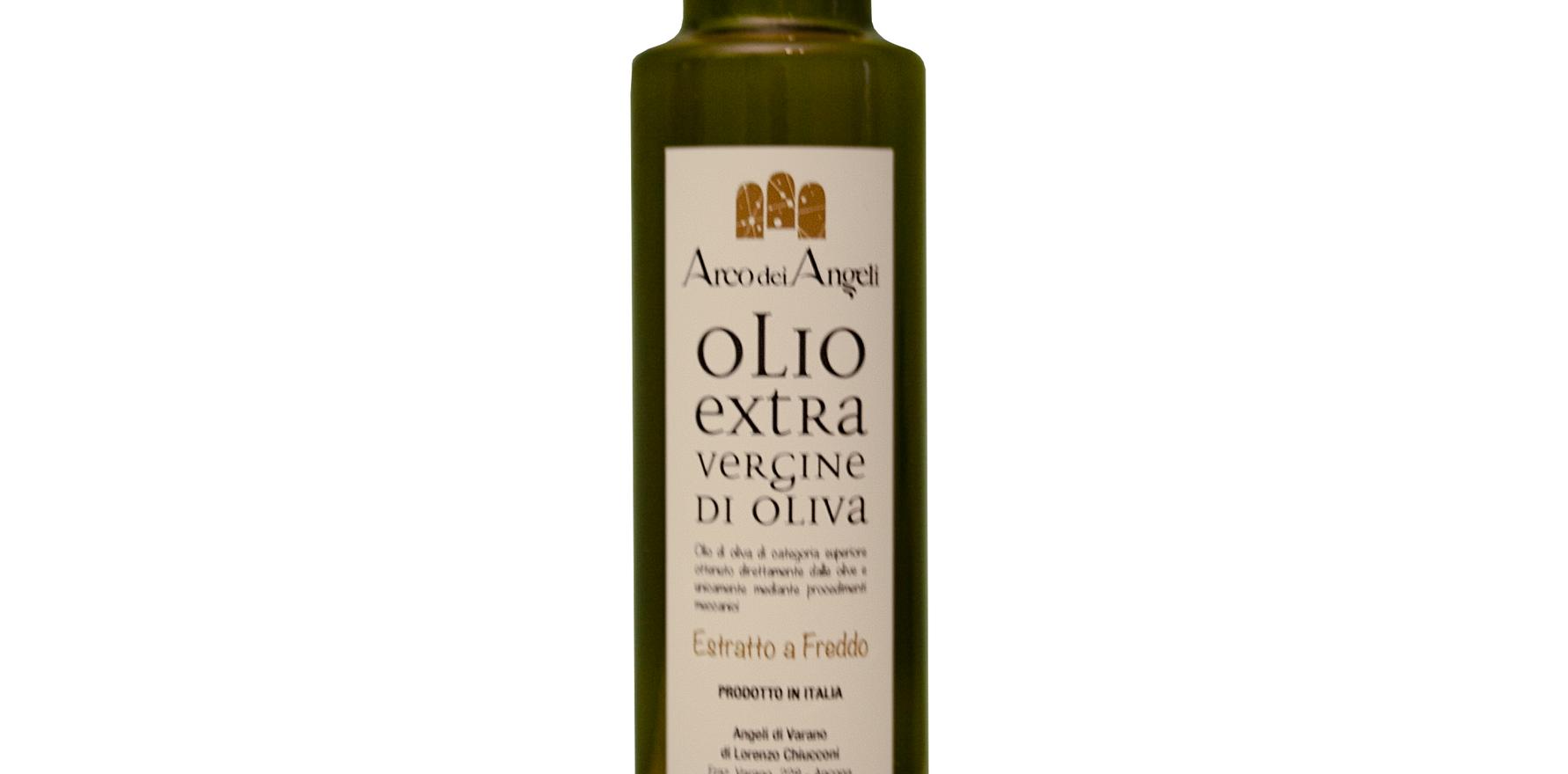 Olio Evo (in confezione dia 250ml, 1lt e 3Lt)