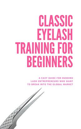 classic eyelash training for beginners (