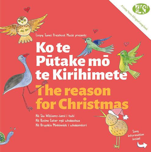 Book Only - Ko te Pūtake mō te Kirihimete | The Reason for Christmas