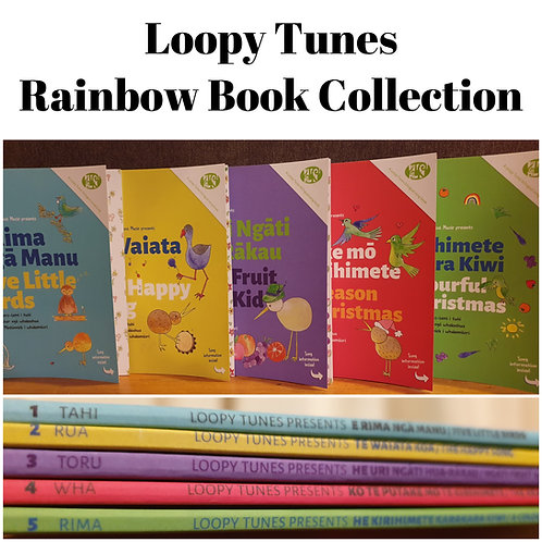 Rainbow Collection - All Five Books!