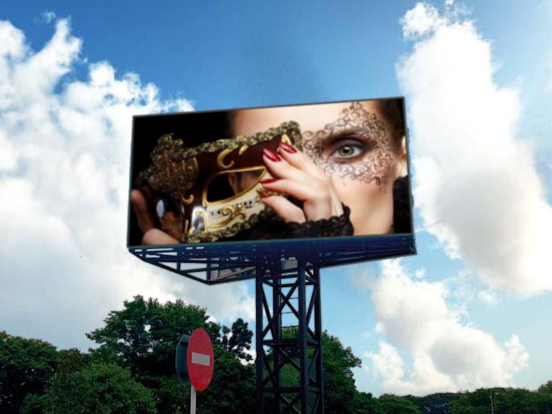 Led  Billboard - Teluk Bahang, Penang-co