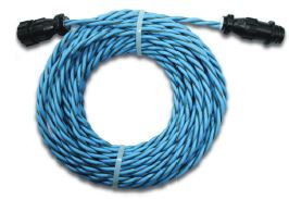 Liquid and water sensing cable