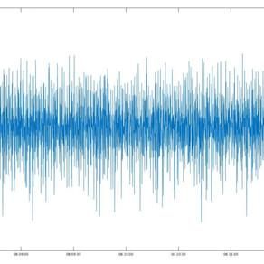 スマホの加速度センサーで動作分析