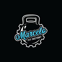 Marcelo Fit Factory - Black