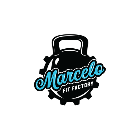 Marcelo Fit Factory - White