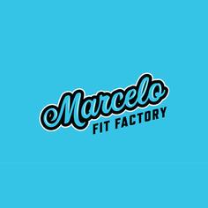 Marcelo Fit Factory Wordmark