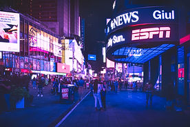 Drown in Time Square / 21:28:02