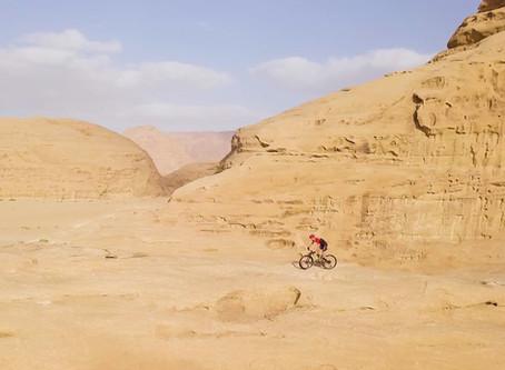 Cycling against Corona