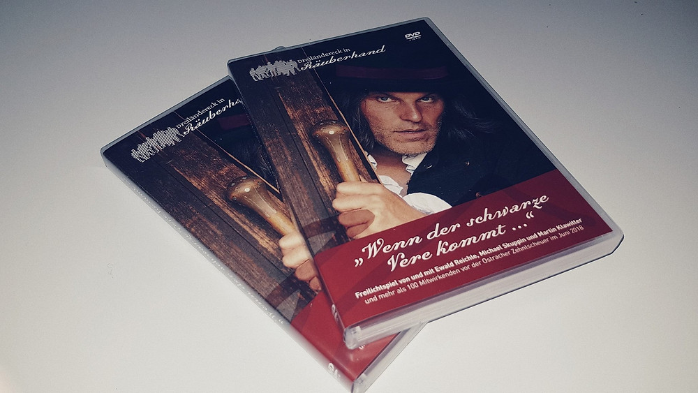 Theater-DVD Schwarzer Vere