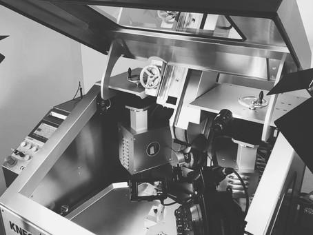 Neue Filme für Schleifmaschinen-Hersteller