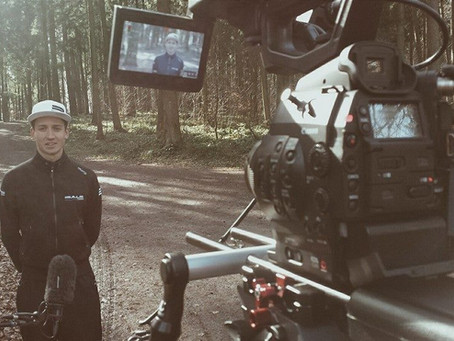 Promoclip für Bulls-Fahrer Simon Stiebjahn