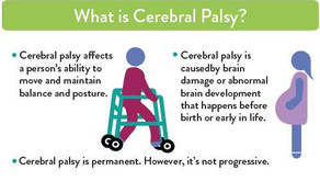 Cerebral Palsy Awareness Month/Day