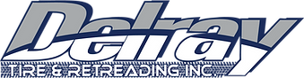 Delray tire & retreading inc logo