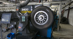 retread tire machine
