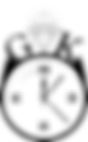 George Karkazian Clock logo