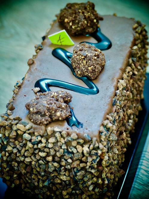 CAKE NOISETTE / CHOCOLAT LAIT