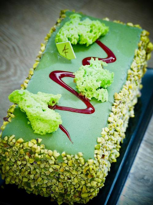 CAKE PISTACHE / GRIOTTES