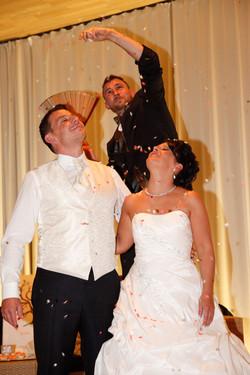 Zauberer München Hochzeitsfeier