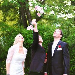 Zauberer München der Hochzeitszauberer