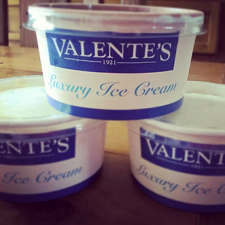 Valentes ice cream