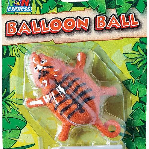 動物吹氣球