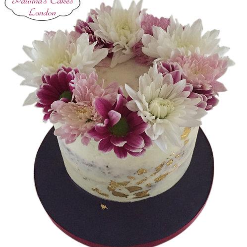Purple Treasure Cake