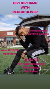 Hip Hop Dance Reggie Oliver Danville PA