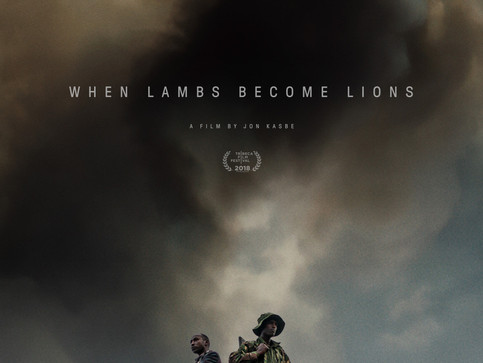 When Lambs Become Lions Wins Best Editing For Documentary Film at Tribeca Film Festival
