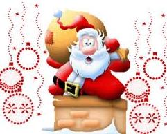 Nesse Natal não vale copiar o modelito do Papai Noel!