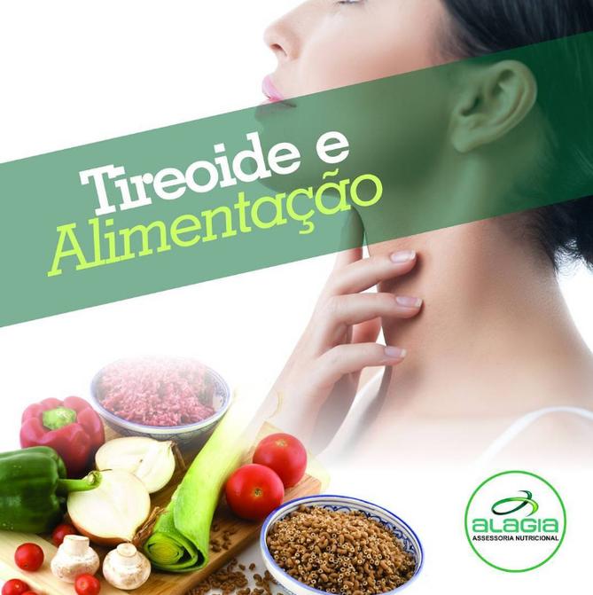 Entenda a relação entre problema na tireoide e alimentação!