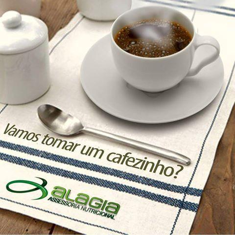 Vamos tomar um café?