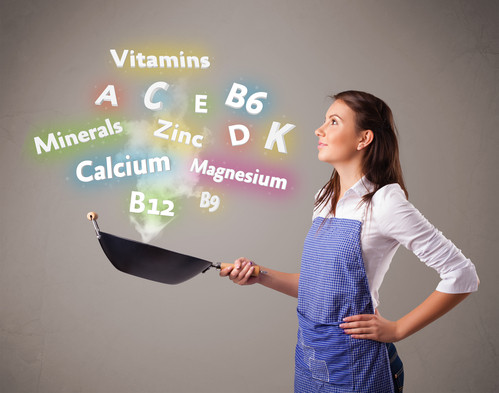 A função das vitaminas