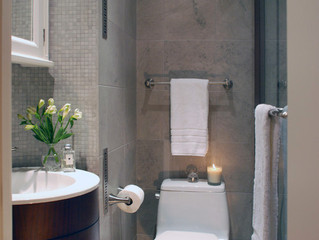 Tiny Bathroom? 50+ Design Tips to Maximize Space