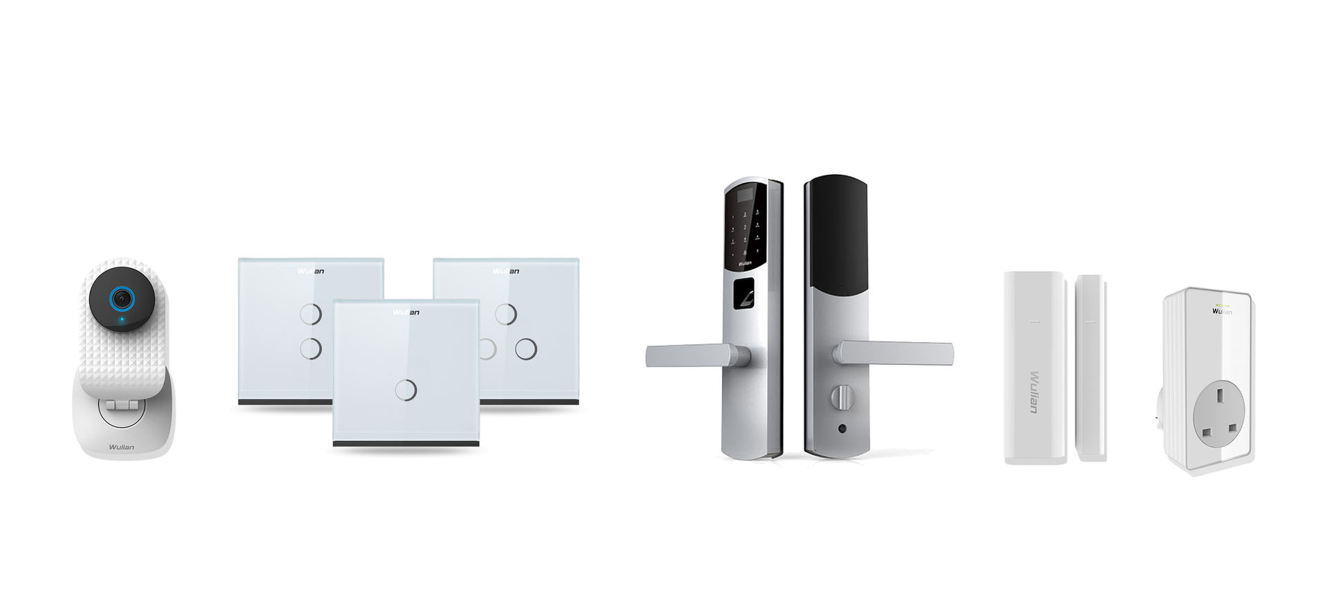 Wulian Smart Home Products