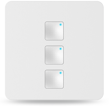 Smart Switch (Three-Gang,square shape,L)