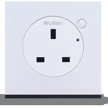 Smart Wall Socket-Outlet (UK Type)