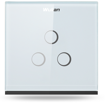 Smart touch switch (Three-Gang,L/L&N)