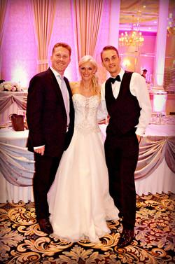 2016.07.09 Wedding Magda & Bartek Bucko _ Meridian Banquets - Polish - American Dj MAJK Chicago
