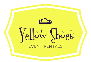 Yellow Shoes Event Rentals Chicago Weddi