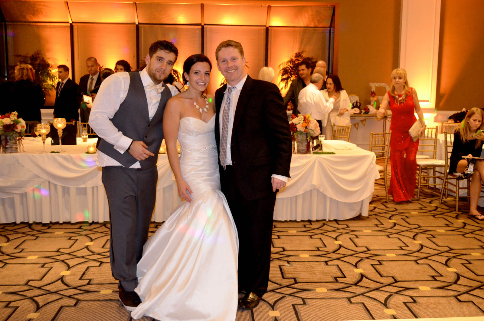 2014..10.11 - Wedding Sandra and Chris - Polish American DJ Chicago - DJ MAJK