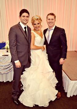 2016.12.31 - Ania & Matt DJ MAJK Chicago Polish-American Wedding DJ