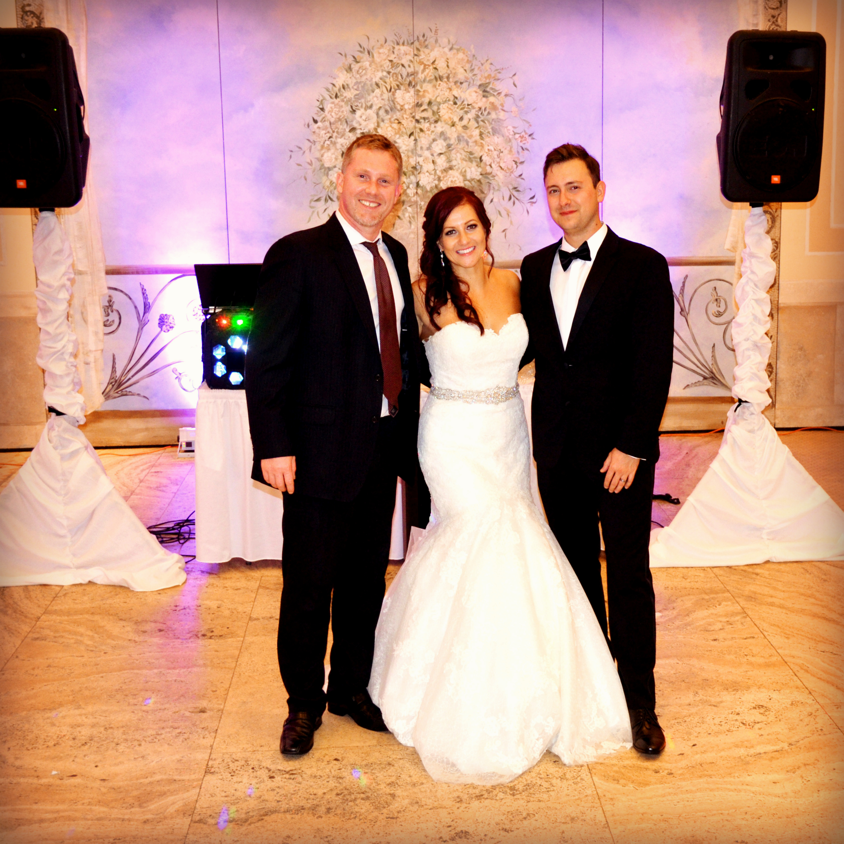 2016.09.03 Polish American Wedding DJ Majk - Justyna & Krzysztof Wedding at Meridian Banquets, Rolli