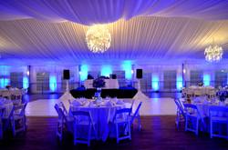 Galleria Marchetti blue uplighting by Endless Entertainment Chicago (1).jpg
