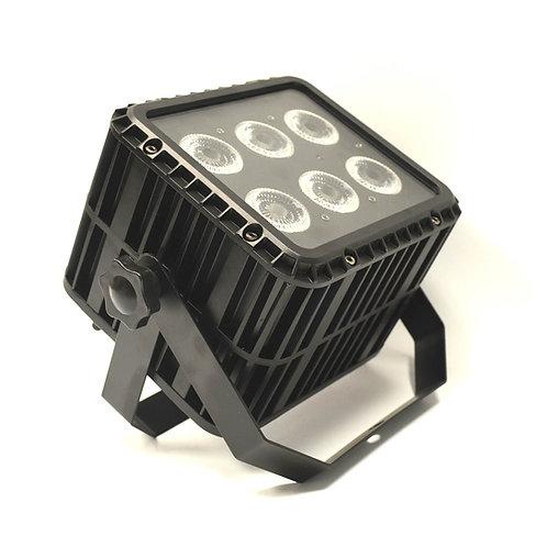 EXTREME PRO -  IP 65 ALL WEATHER, Waterproof RGBWA+UV, battery, Wireless, REMOTE