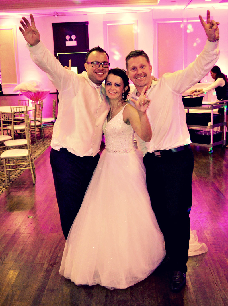 2016.08.06 - Wesele Ela & Joe - DJ MAJK - Polish American DJ Chicago _ Allegra Villa Park Banquets 2
