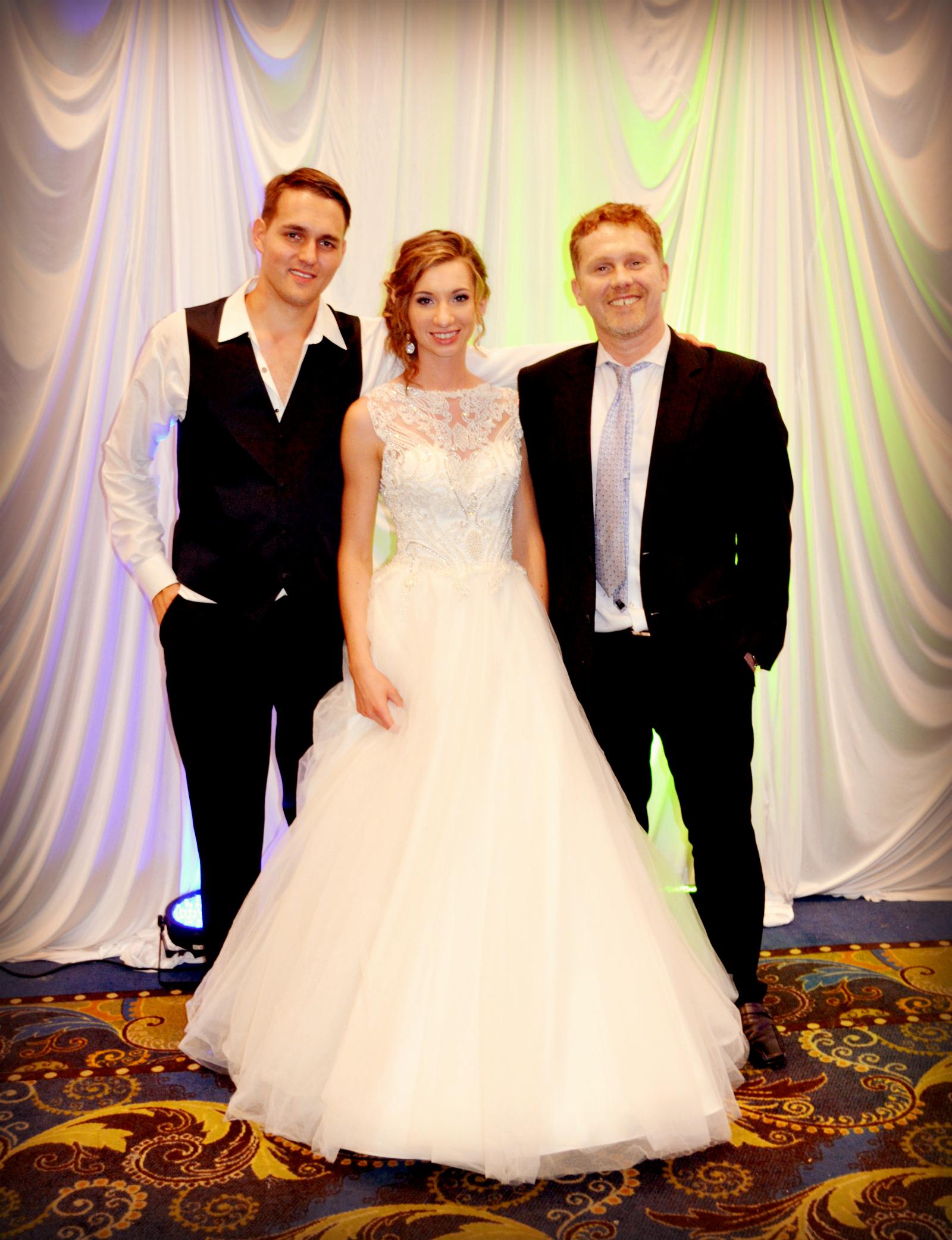 2016.07.16 Klauida & Joseph Homik Wedding Polish American DJ MAJK Polski Dj Chicago Dj na wesele chr