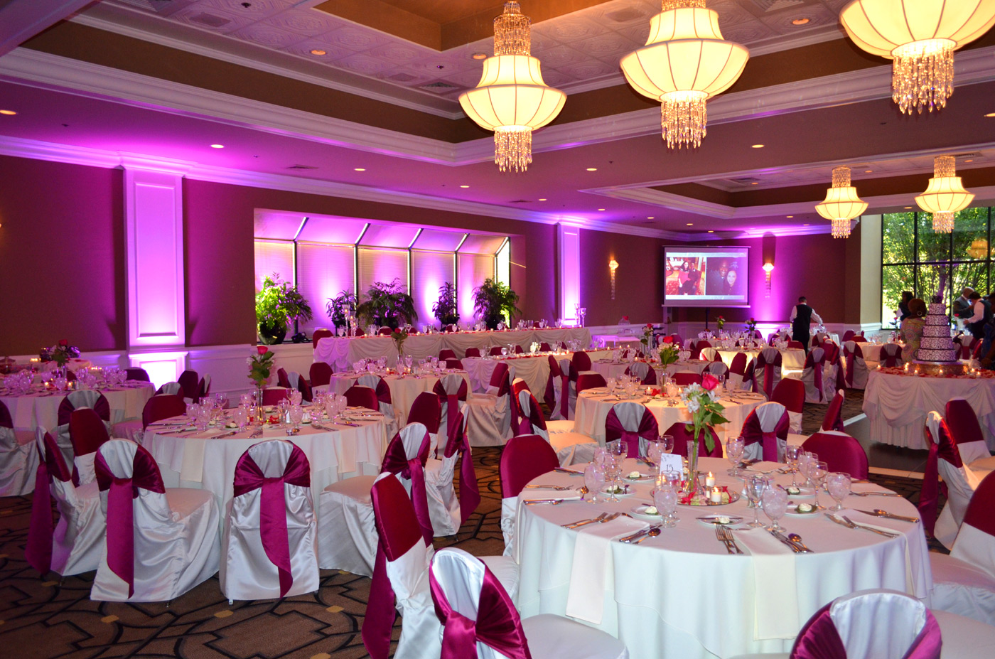 Concorde Banquets Uplighting by Endless Entertainment (1)