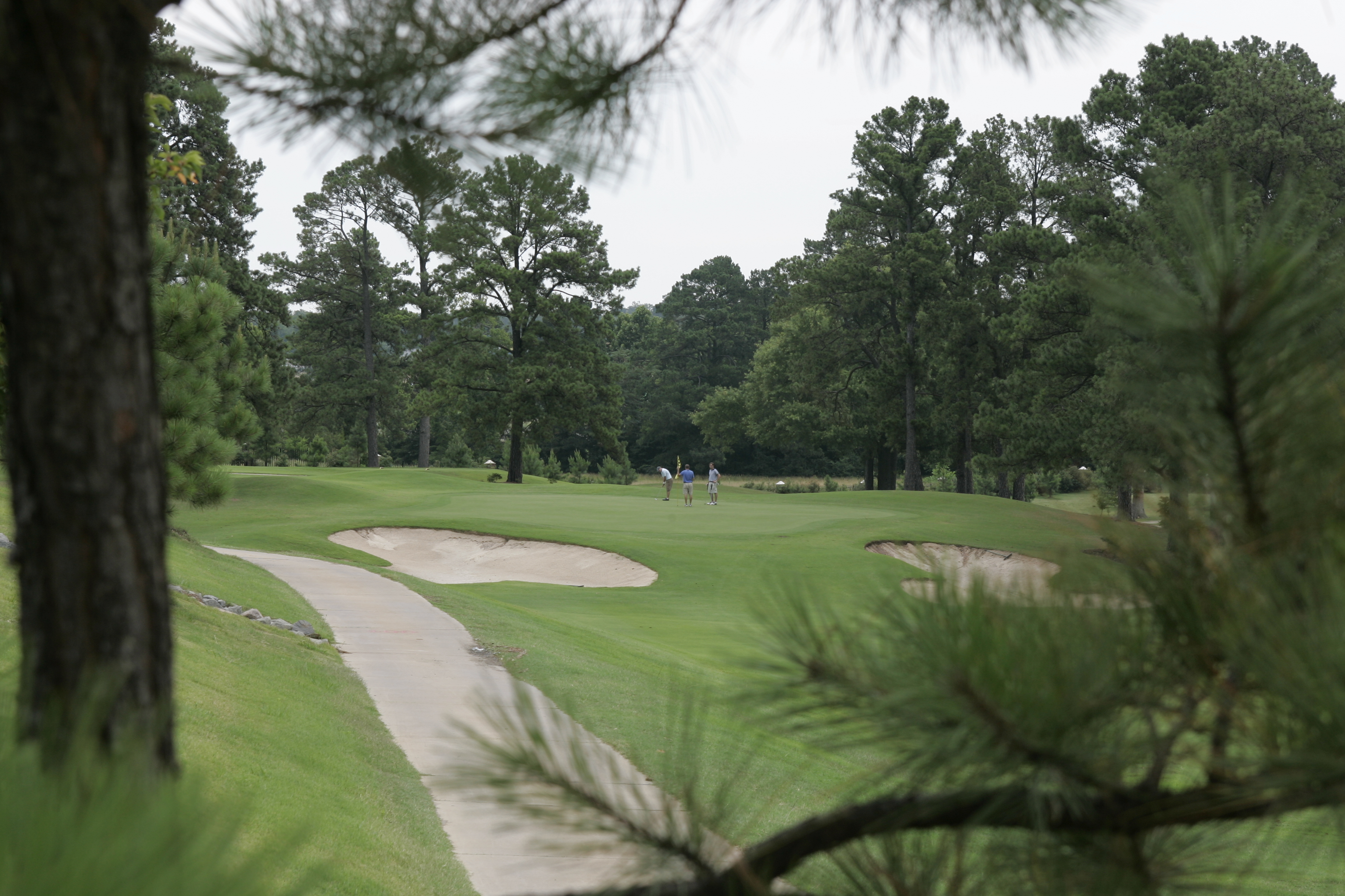 Hurricane Golf & Country Club / 18-Hole Championship Golf Course