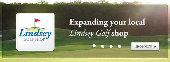 Lindsey Online Golf Shop