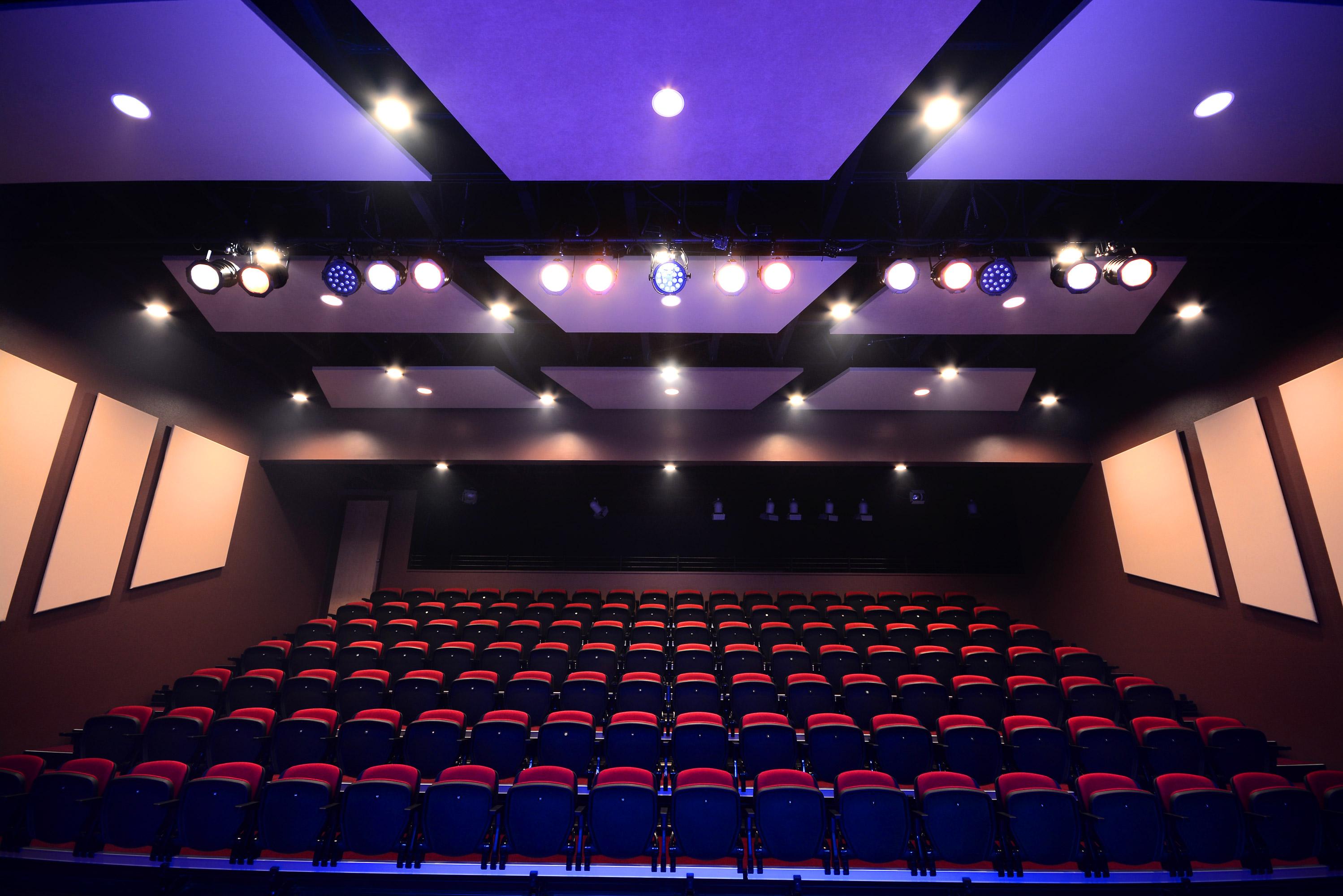 Starbright Theater, Auditorium